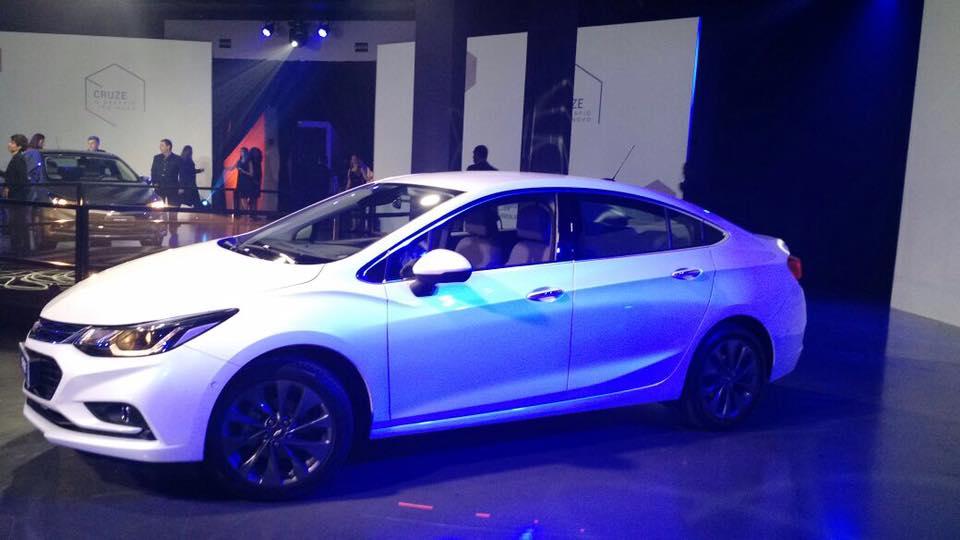 Chevrolet Cruze 2017: Preços e Financiamento