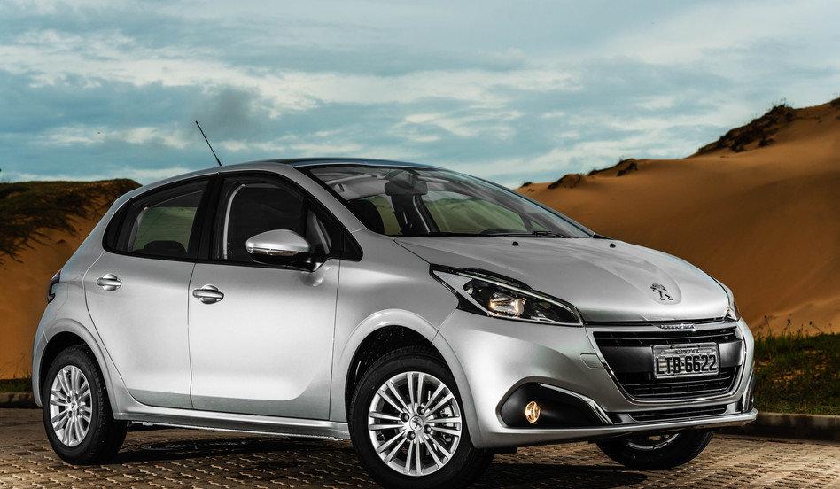 Peugeot 208 2017: Preços e Financiamento