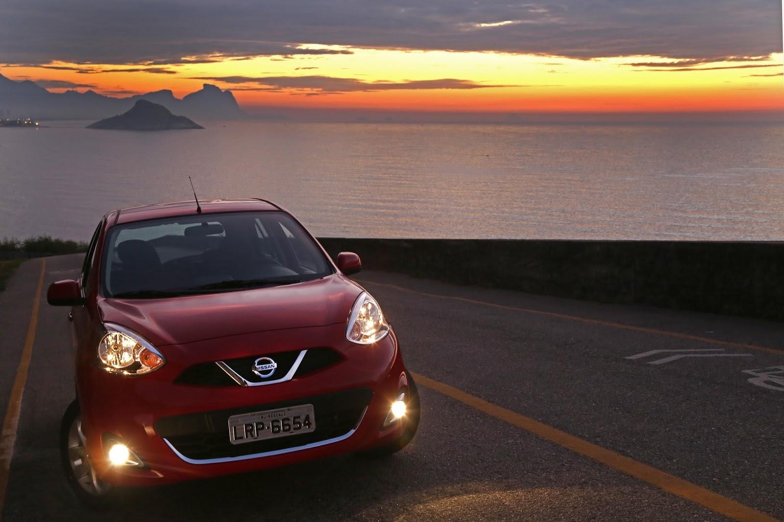 Nissan March 2017: Preços e Financiamento
