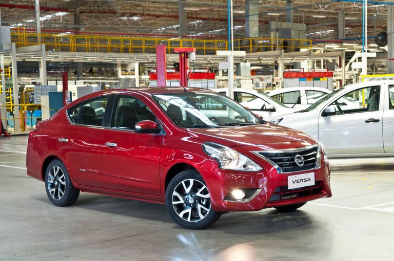 Nissan Versa 2017: Preços e Financiamento