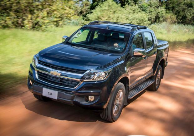 Chevrolet S10 2017: Preços e Financiamento