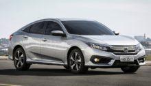 Honda Civic 2017: Preços e Condições de Financiamento
