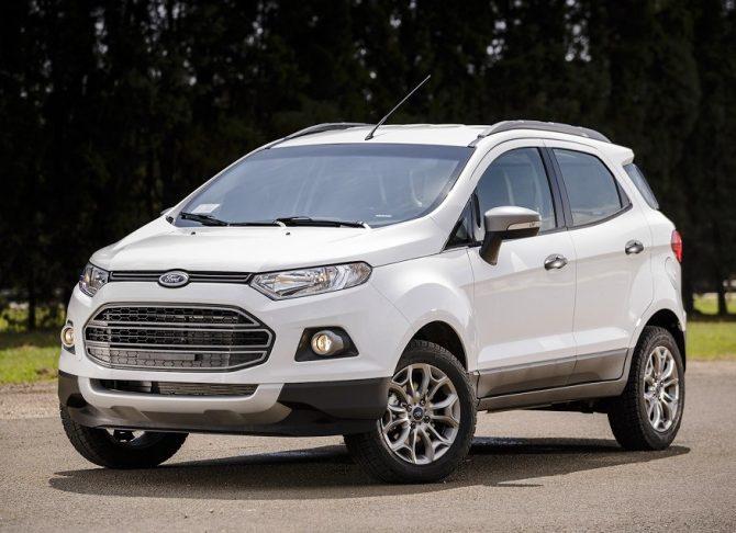 Ford EcoSport 2017: Veja os Preços e Opções de Financiamento
