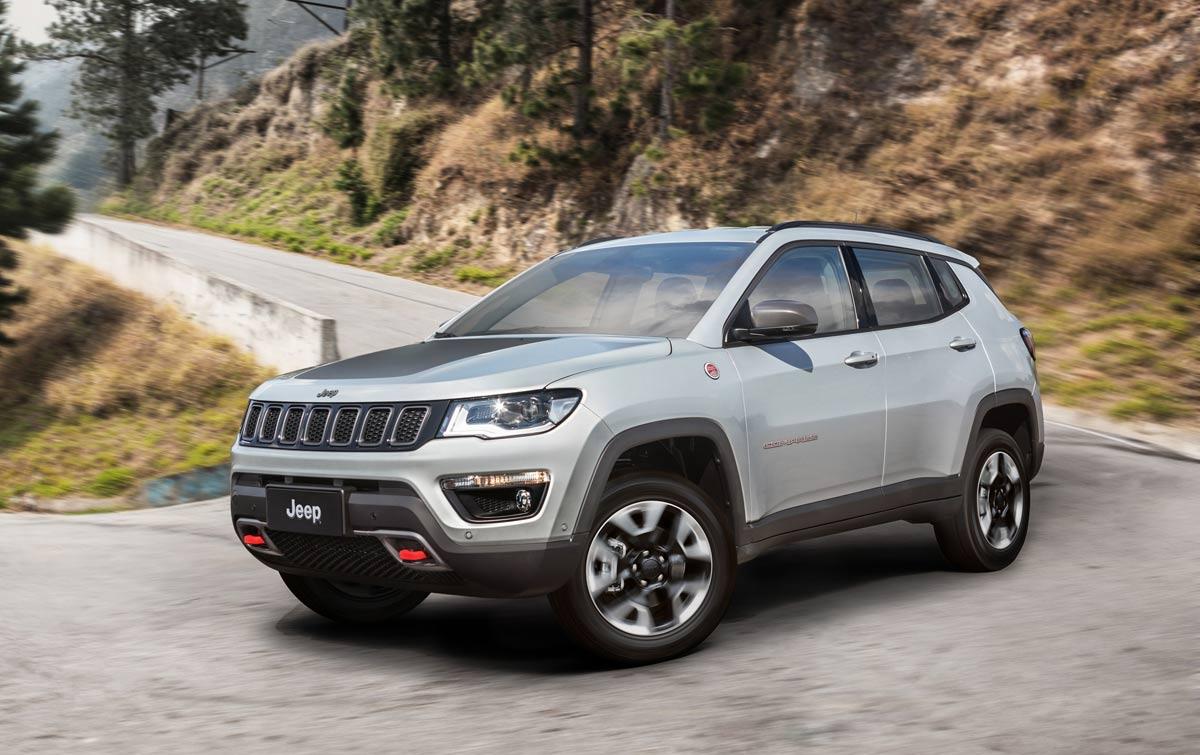 Jeep Compass 2017: Veja os Preços e Opções de Financiamento