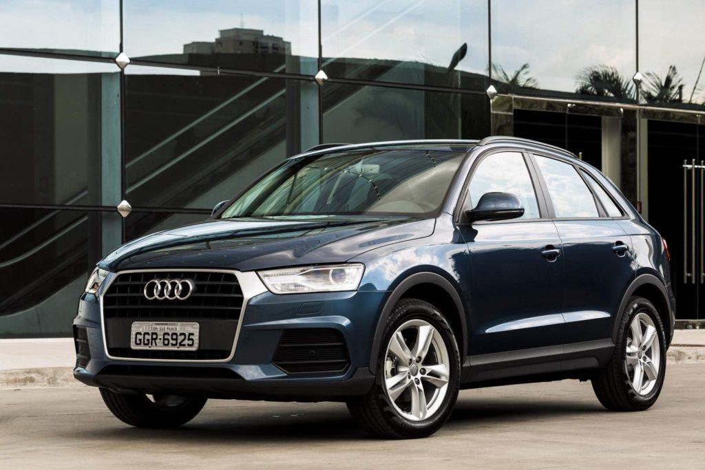 Audi Q3 2017: Veja os preços e opções de financiamento