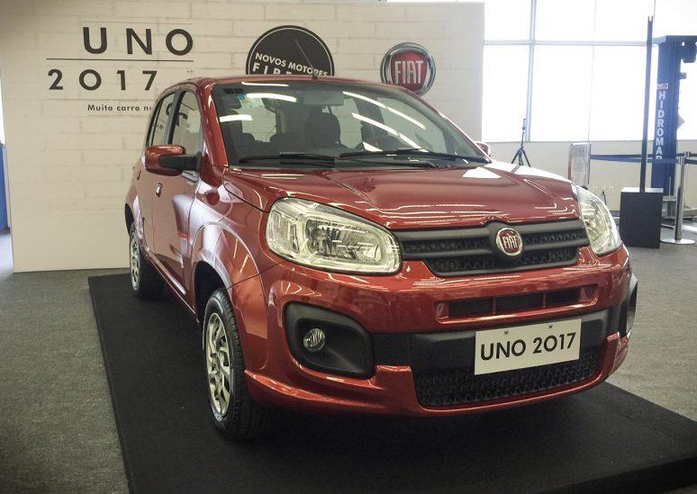 Fiat Uno 2017: Veja os Preços e Opções de Financiamento