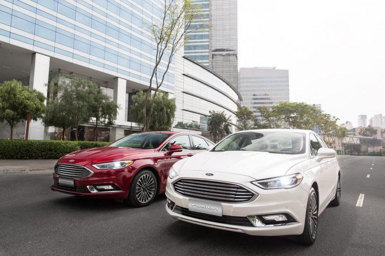Ford Fusion 2017: Veja os Preços e Opções de Financiamento