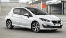 Peugeot 308 2017: Simulação de financiamento