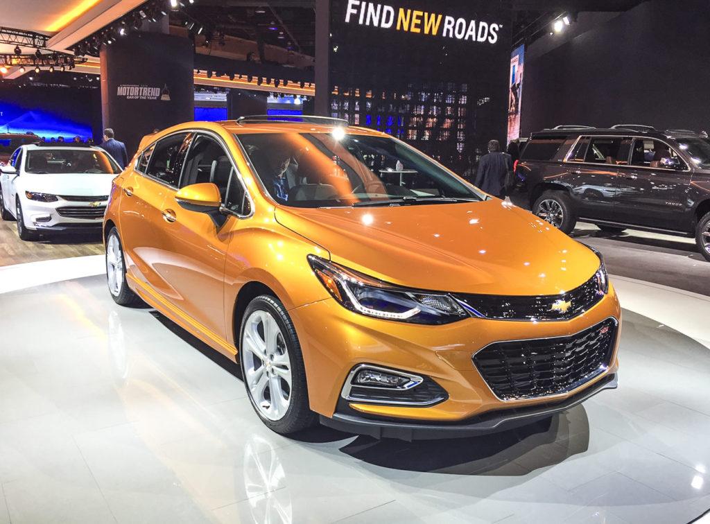 Chevrolet Cruze Sport6: Simulação de financiamento