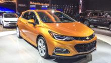 Chevrolet Cruze Sport6 2017: Simulação de financiamento