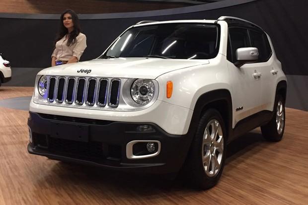 Jeep Renegade 2017: Simulação de financiamento