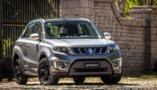 Suzuki Vitara 2017: Simulação de financiamento