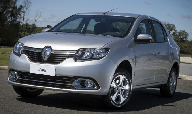 Renault Logan 2017: Simulação de financiamento