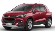 Chevrolet Tracker 2017: Simulação de financiamento