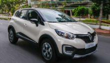 Renault Captur 2018: Simulação de financiamento