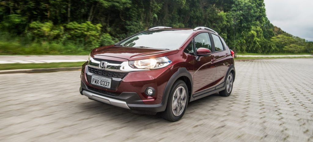 Financiamento Honda WR-V 2018