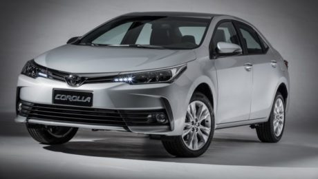 Financiamento Toyota Corolla 2018