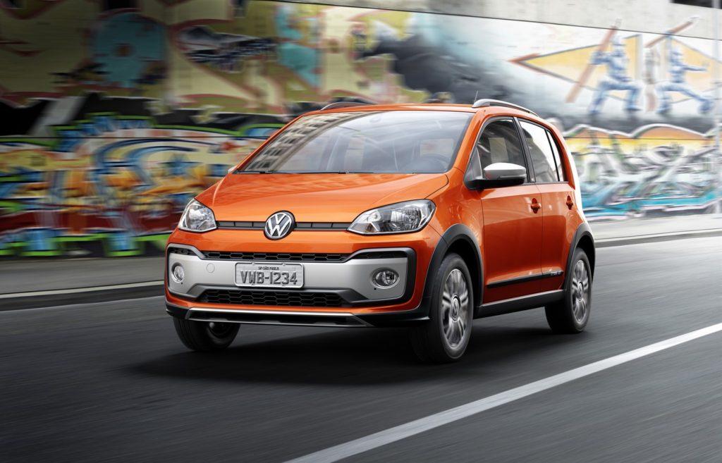 Volkswagen Up 2018: Simulação de financiamento