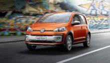 Volkswagen Up! 2018: Simulação de financiamento