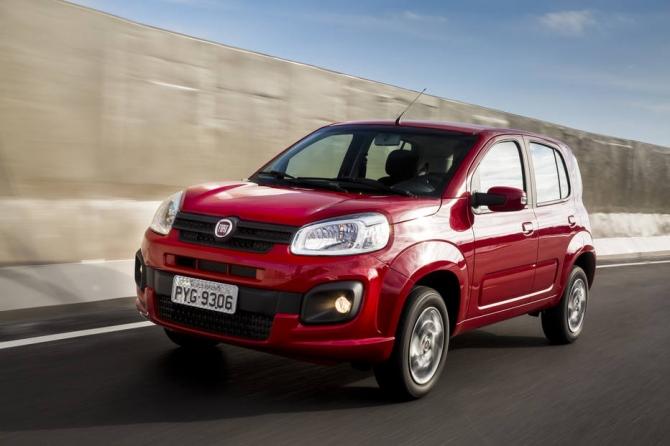 Fiat Uno 2018: Simulação de financiamento