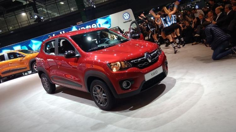Renault Kwid 2018: Simulação de financiamento