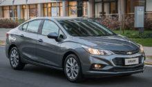 Chevrolet Cruze 2018: Simulação de financiamento