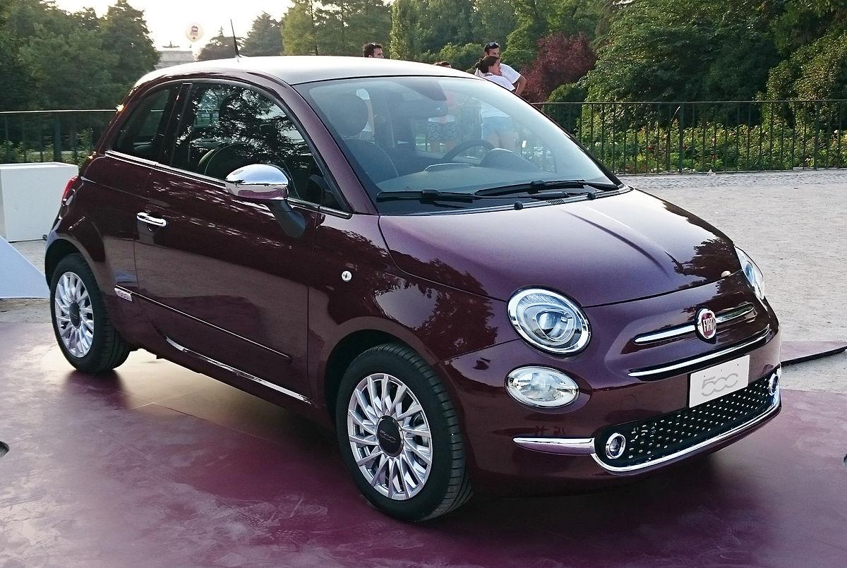Fiat 500 2017: Simulação de financiamento