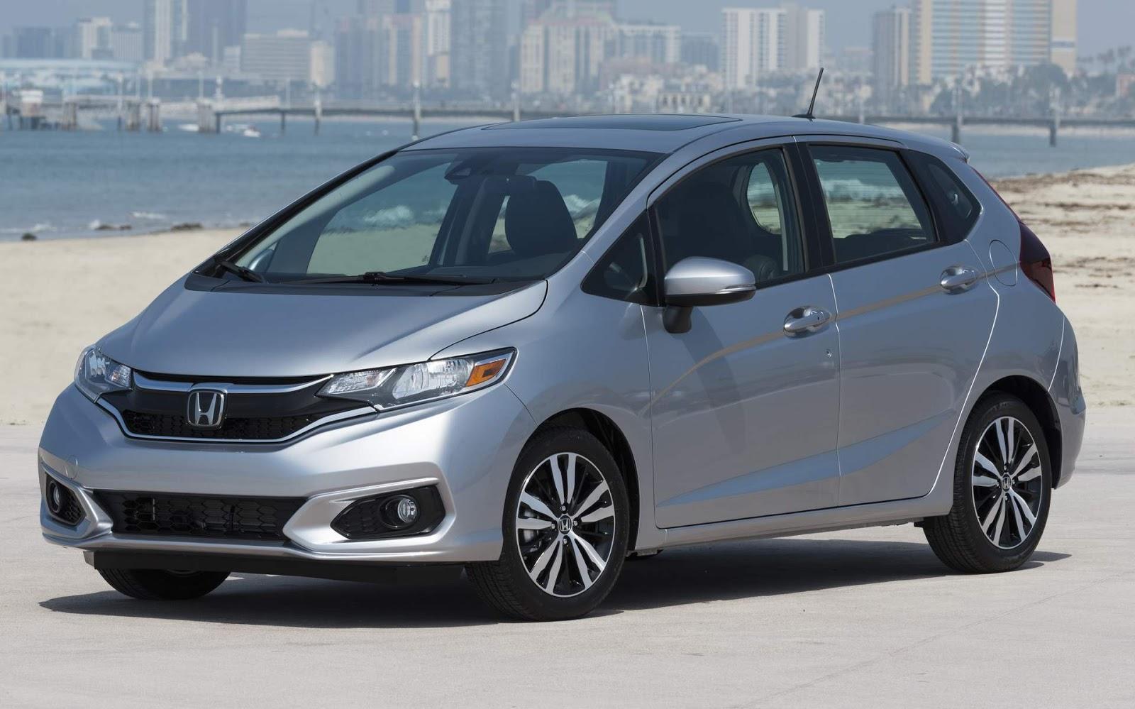 Honda Fit 2018: Simulação de financiamento
