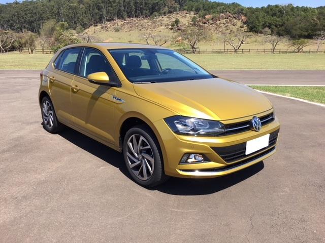 Volkswagen Polo 2018: Simulação de financiamento