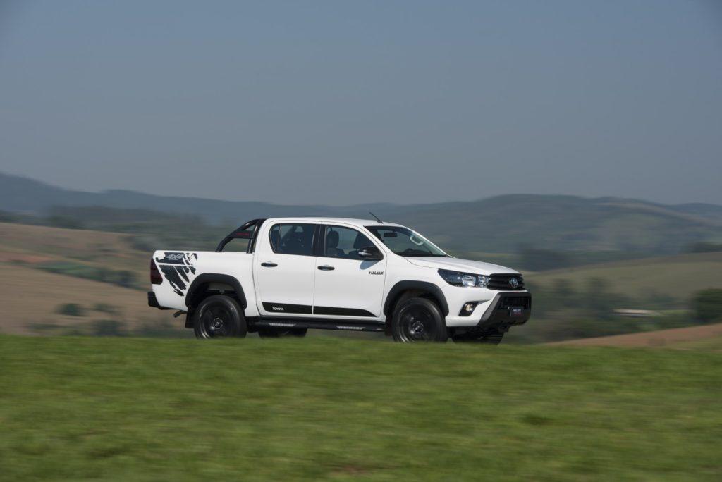 Toyota Hilux 2018: Simulação de financiamento