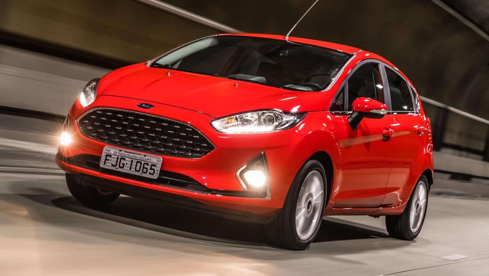 Ford New Fiesta 2018: Simulação de financiamento