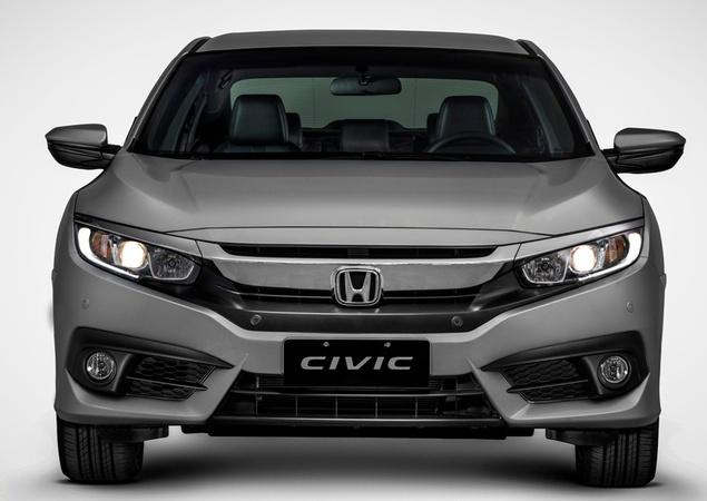Honda Civic 2018: Simulação de financiamento