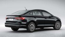 Volkswagen Virtus 2018: Simulação de financiamento