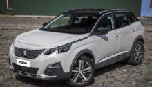 Peugeot 3008 2018: Simulação de financiamento