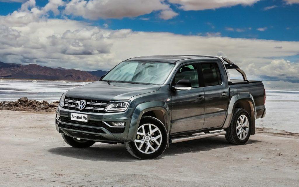 Volkswagen Amarok V6 2018: Simulação de financiamento