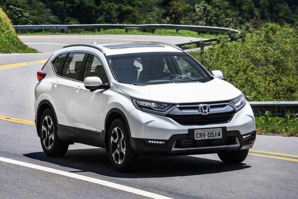 Conheça as principais novidades do Honda CR-V 2019, preços e simulação de financiamento