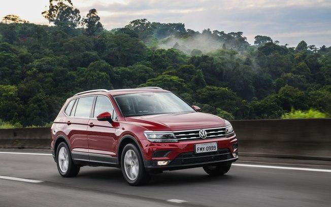 Volkswagen Tiguan 2019: Simulação de financiamento