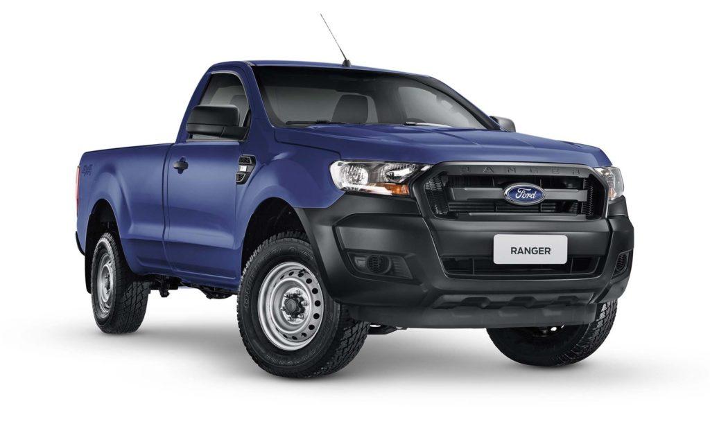 Ford Ranger 2019: Simulação de financiamento