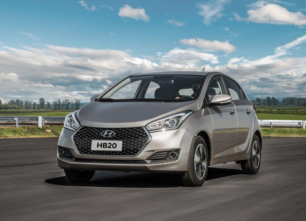 Hyundai HB20 2019: Simulação de financiamento
