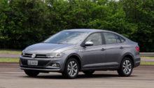 Volkswagen Virtus 2019: Simulação de financiamento