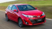 Toyota Yaris 2019: Simulação de financiamento