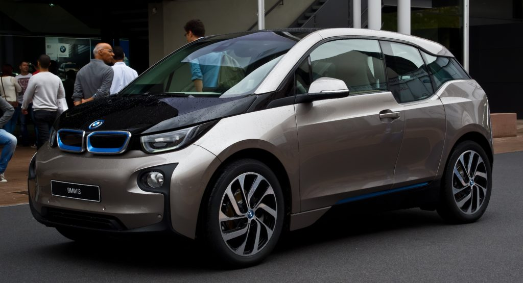 BMW i3 2019: Simulação de financiamento