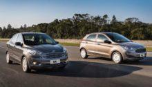 Veja os preços e as condições de financiamento do Ford Ka 2019