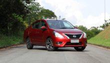 Nissan Versa 2019: Simulação de financiamento