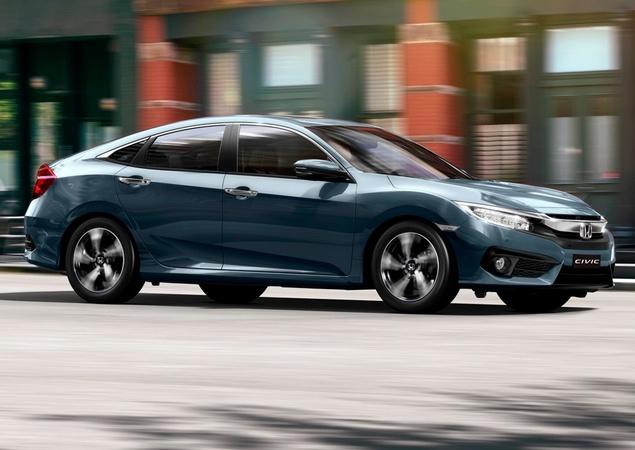 Honda Civic 2019: Simulação de financiamento
