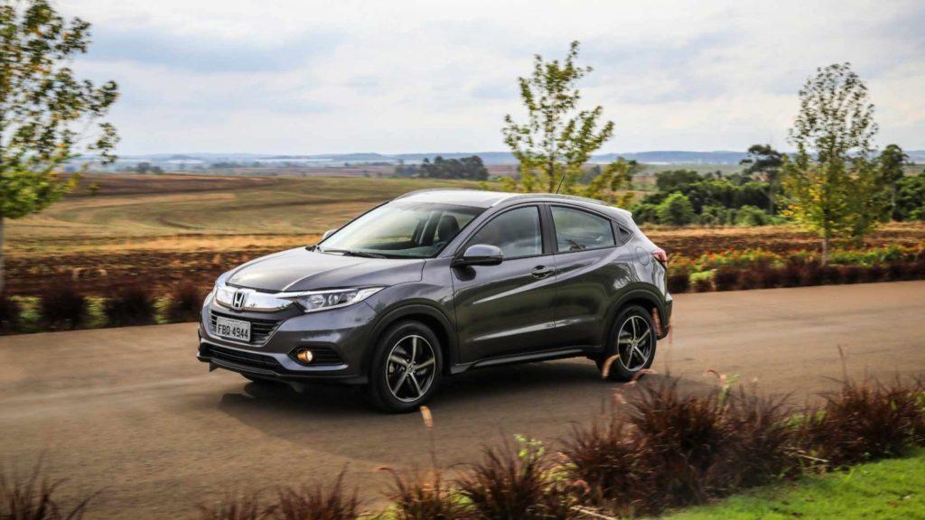 Honda HR-V 2019: Simulação de financiamento