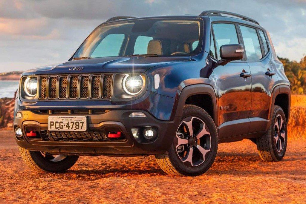 Jeep Renegade 2019: Simulação de financiamento