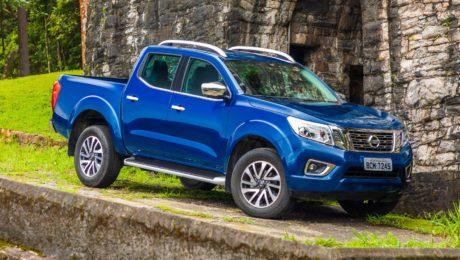Nissan Frontier 2019: Simulação de financiamento