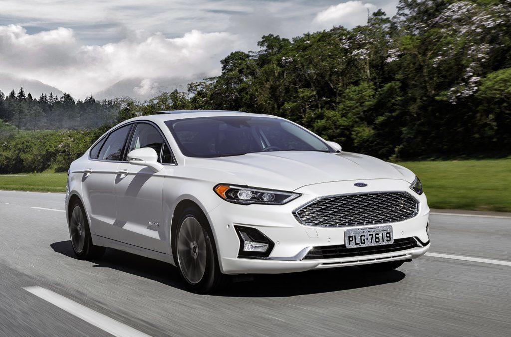 Ford Fusion 2019: Simulação de financiamento