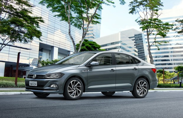 Volkswagen Virtus 2020: Simulação de financiamento